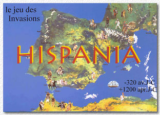 Hispania cover