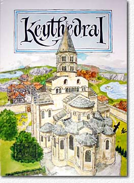 Keythedral cover