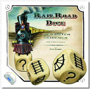 Railroad Dice cover