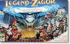 Legend of Zagor - box