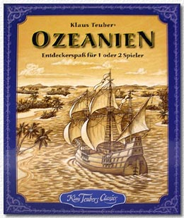 Ozeanien cover