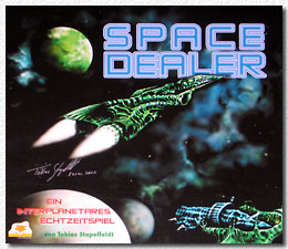 Space Dealer cover