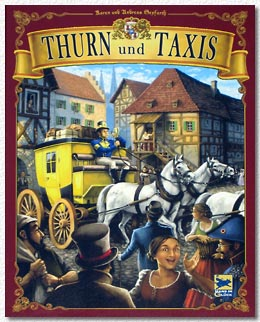 Thurn und Taxis cover