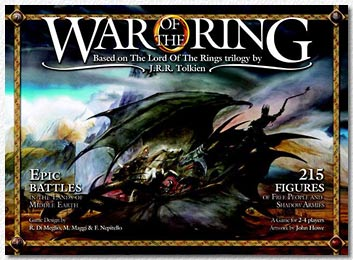 War of the Ring cover