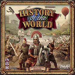History of the World cover