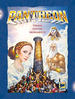 Pantheon cover